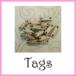 Tags / Buttons
